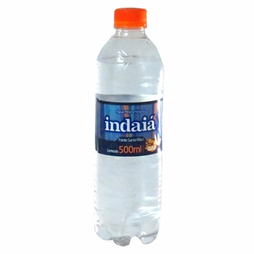 Imagem de Água Mineral Indaiá com gás 500ml