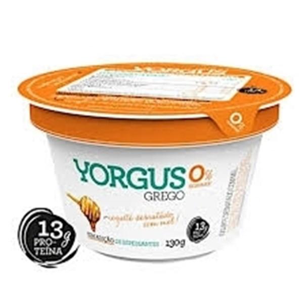 Imagem de Iogurte Yorgus Natural com Mel 130g