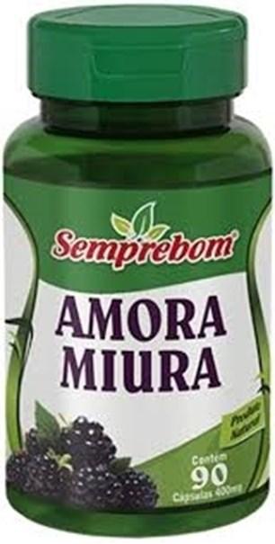 Imagem de Amora Miura SempreBom 90 Caps
