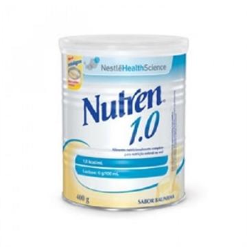 Imagem de Nutren Po 1.0 Form Baunilha 400g