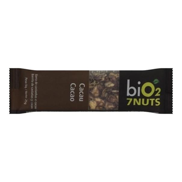 Imagem de Barra Bio2 7 Nuts Cacau 25g