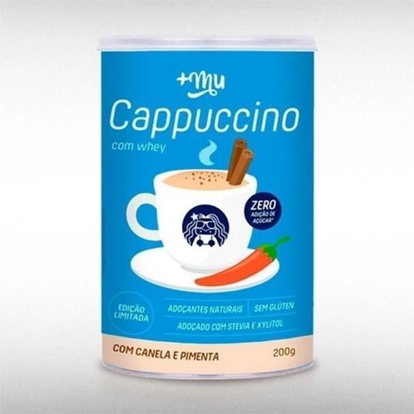 Imagem de Cappuccino Protein Mais Mu Canela e Pimenta 200g