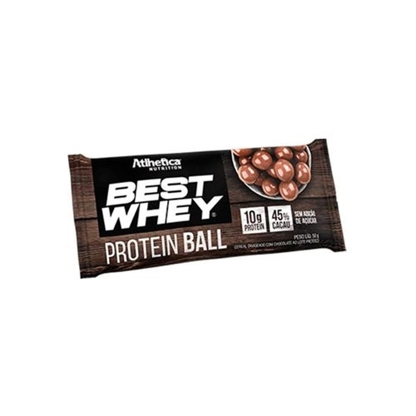 Imagem de chocolate Best Whey Protein Ball Chocolate 50g