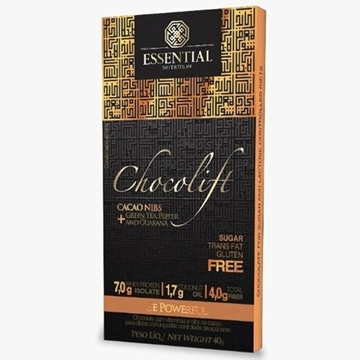 Imagem de Chocolate Chocolift Be Powerful Essential Nutriton 40g