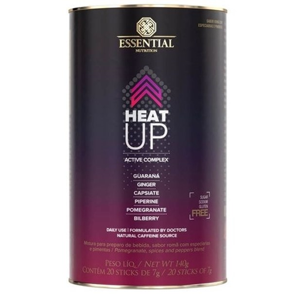 Imagem de Heat Up Tubo Essential 20st 7g