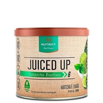 Imagem de Juiced Up Matcha e Limão Nutrify 200g