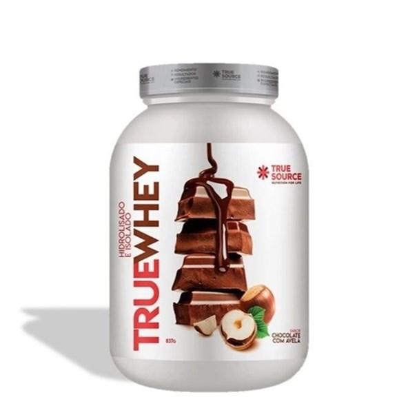 Imagem de Proteína True Whey Chocolate com Avelã importada 837g