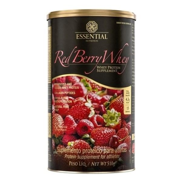 Imagem de Proteína Essential Red Berry Whey 510g