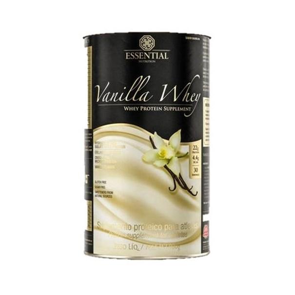 Imagem de Proteína Essential Whey Vanilla 900g