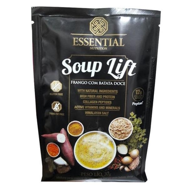 Imagem de Sopa Lift Essential Frango com Batata doce 10 sachê 37g