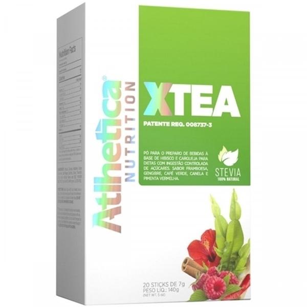 Imagem de X Tea Atlhetica Ervas Stick C20 7g