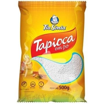 Imagem de Tapioca Tia Sônia Em Pó 500g
