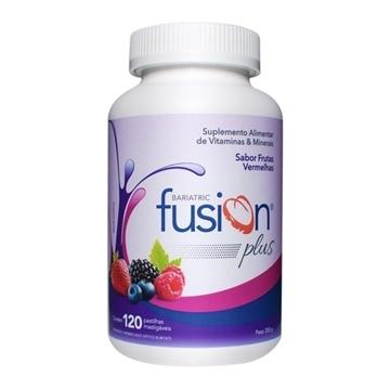 Imagem de Suplemento Vitamínico Bariatric Fusion Frutas Vermelhas  120caps