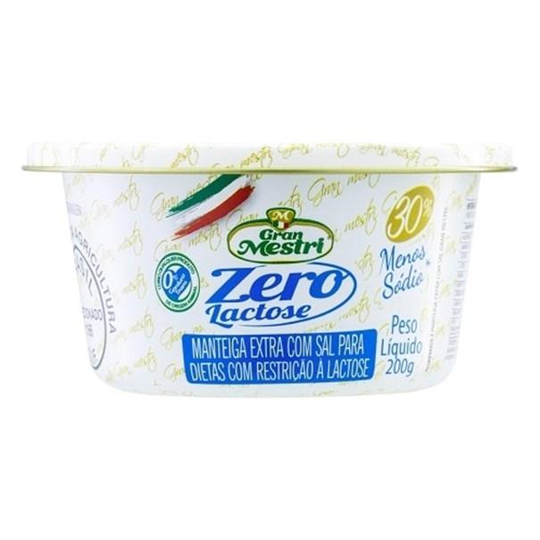Imagem de Manteiga Gram Mestri Extra com Sal 200g