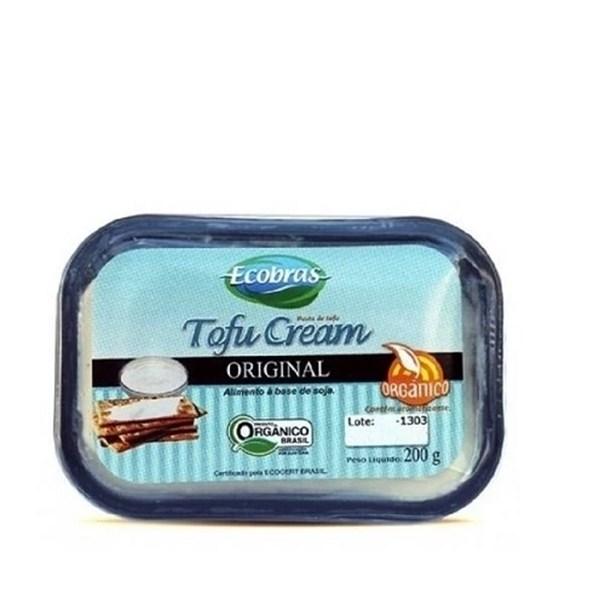 Imagem de Tofu Ecobras Cream Orignal Orgânico 200g