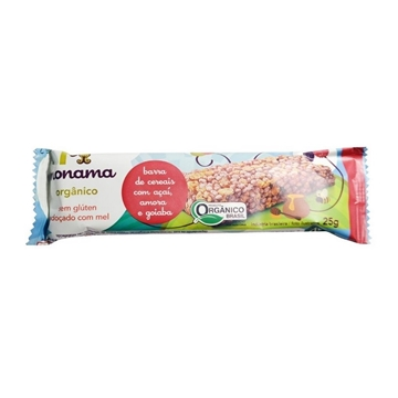 Imagem de Barra de cereal Monama Açaí Amora Goiaba 25g