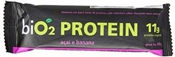 Imagem de Barra de Proteína Bio2 Açaí Banana 40g