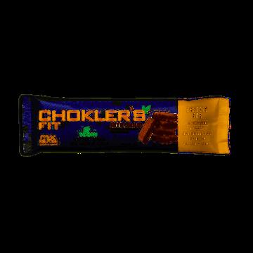Imagem de Barra de Proteína Chokler ́s Fit Mix Nutri Bolo de Chocolate 40g
