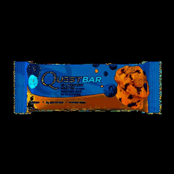 Imagem de Barra de Proteína Quest Bar Blueberry Muffin 60g