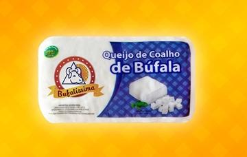 Imagem de Queijo de Coalho de Búfala Bufalíssima 100g