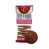 Imagem de Biscoito de Arroz com Chocolate Amargo Fit Food 70g