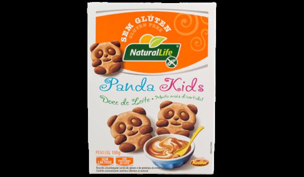 Imagem de Biscoito Panda Kids Doce de Leite 100g