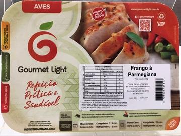 Imagem de Frango a Parmegiana Gourmet Light 400g