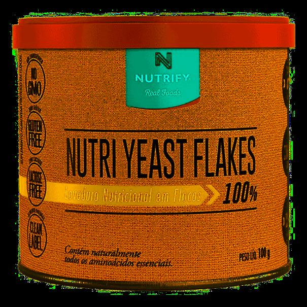 Imagem de Nutri Yeast Flakes Levedura Nutricional Nutrify 100g