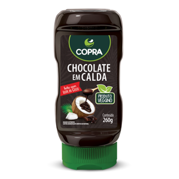 Imagem de Chocolate em Calda Copra 260g