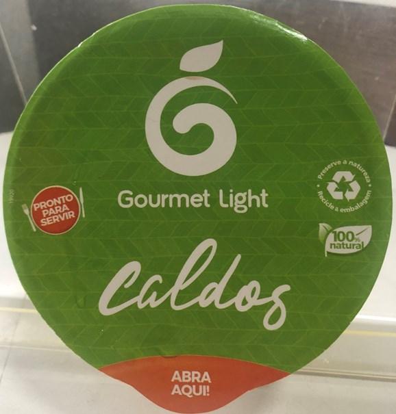 Imagem de Caldo Gourmet Light Ervilha  400G