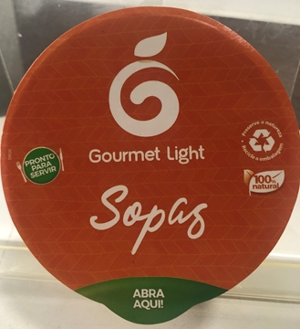 Imagem de Sopa Gourmet Light legumes e frango 400g