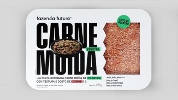 Imagem de Carne moída vegetal 270g - Fazenda do Futuro