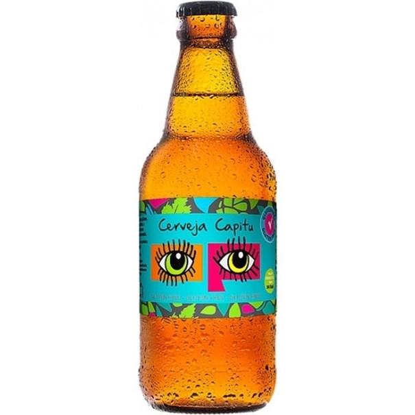 Imagem de Cerveja Capitu You Sem Glúten Hop Lager 310ml