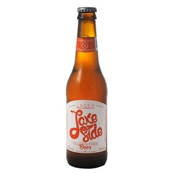 Imagem de Cerveja Artesanal Lake Side Sem Glúten 355ml