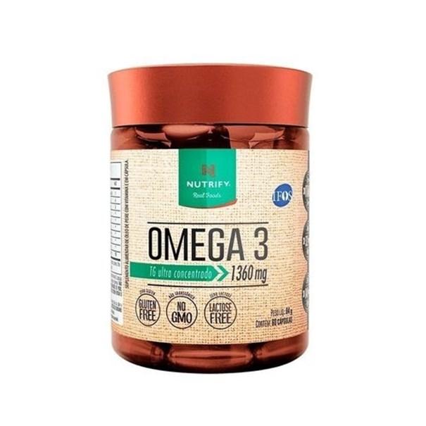 Imagem de Omega 3 Nutrify 1360mg 60cps