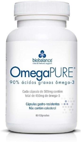 Imagem de Omega 3 Omegapure 500mg 60cps