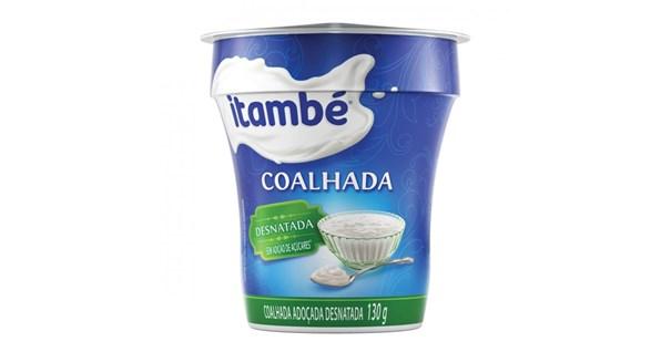 Imagem de Coalhada Desnatada Itambé 130g