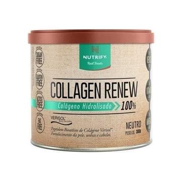 Imagem de Colágeno Collagen Renew Nutrify Neutro 300g
