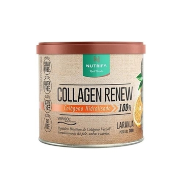 Imagem de Colágeno Collagen Renew Nutrify Laranja 300g