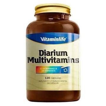 Imagem de Diarium Multivitamins 120 Cápsulas - Vitamin Life