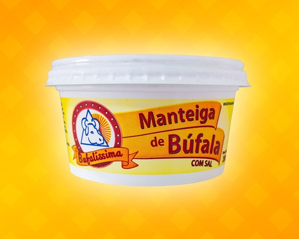 Imagem de Manteiga de Búfala Bufalíssima 200g
