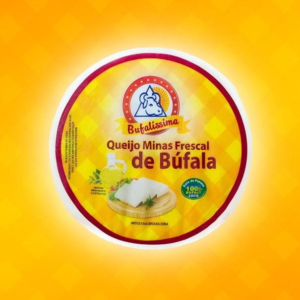 Imagem de Queijo Minas Frescal de Búfala Bufalíssima (100 G)