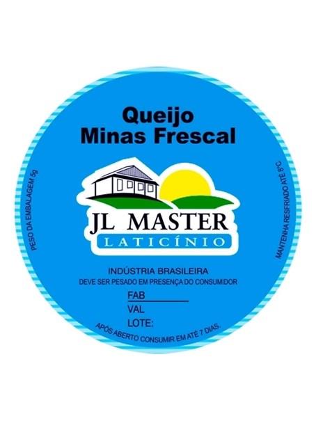 Imagem de Queijo Minas Frescal JL Master Laticínio (100 G)