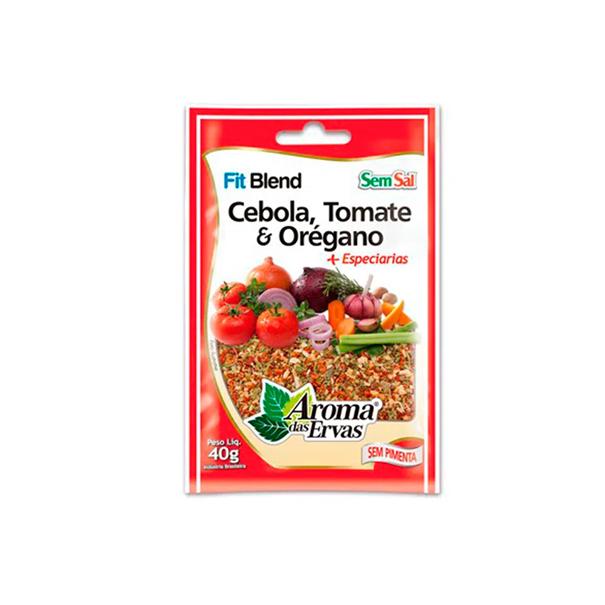 Imagem de Blend Cebola Tomate e Orégano Aroma das Ervas 40g