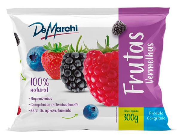 Imagem de Frutas Vermelhas Congeladas Di Marchi 300g
