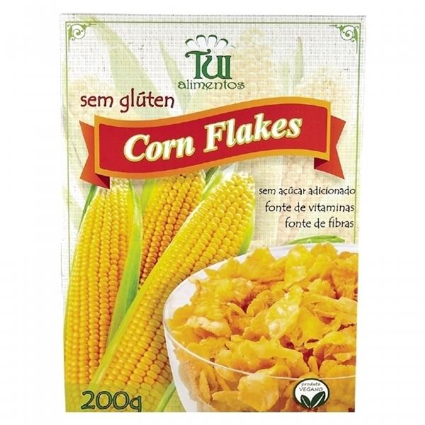 Imagem de Cereal Corn Flakes Tui Alimentos 200g