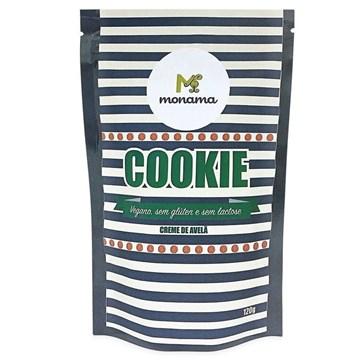 Imagem de Cookie Creme de Avelã Sem Glúten Sem Lácteos Monama 90g