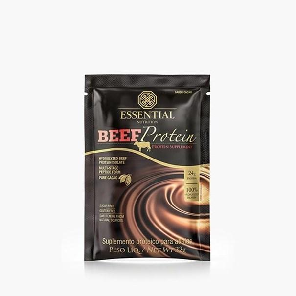Imagem de Proteína Beef Protein Essential Cacao Sch 32g