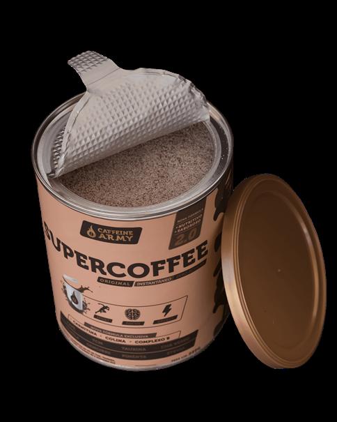 Imagem de SuperCoffee 2.0 Caffeine Army 220g