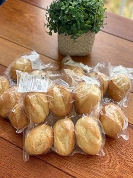 Imagem de Pão Francês Sem Glúten Sto Alimento congelado 250g